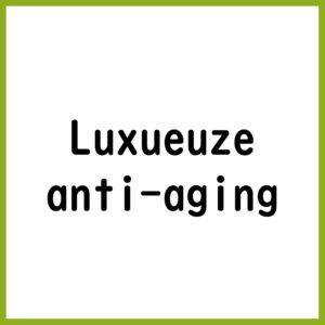 Luxueuze anti-aging